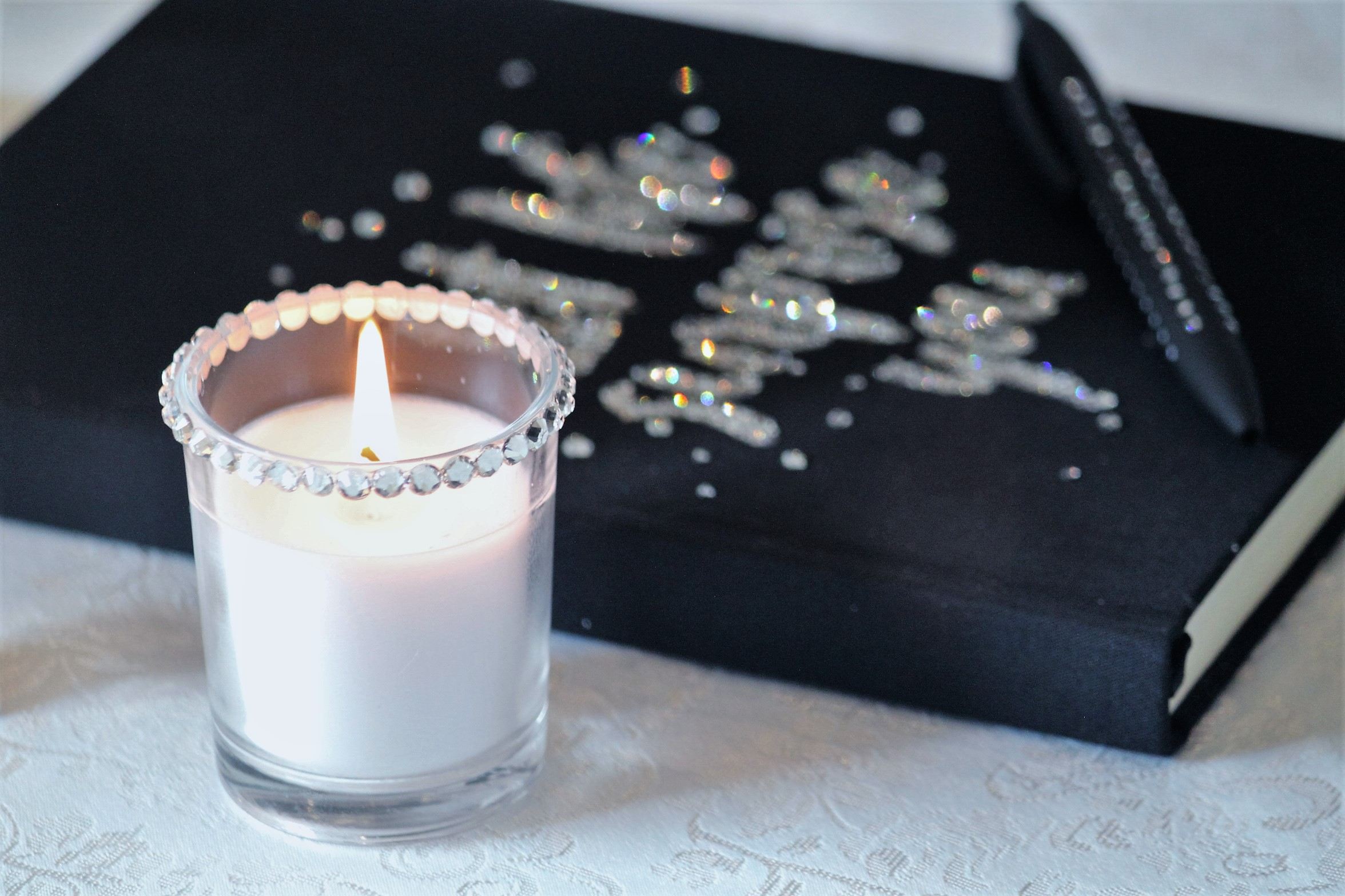 Make these stunning votive candles for under each for Votive candles definition